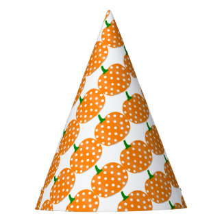 Pumpkin Party Hat
