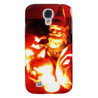 Pumpkin Patch Gnome II Galaxy S4 Case