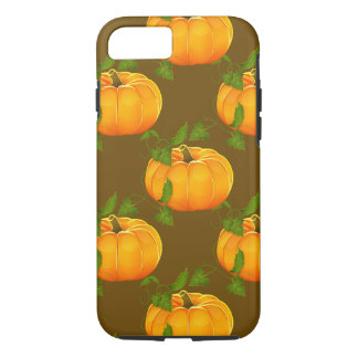 Pumpkin Patterned iPhone 8/7 Case