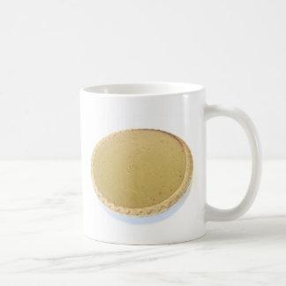 Pumpkin PIe Basic White Mug