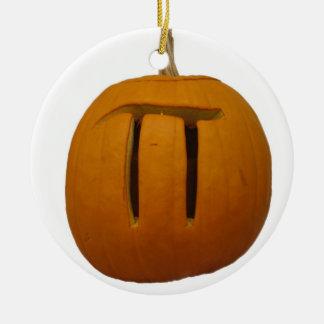 Pumpkin Pie Christmas Ornament