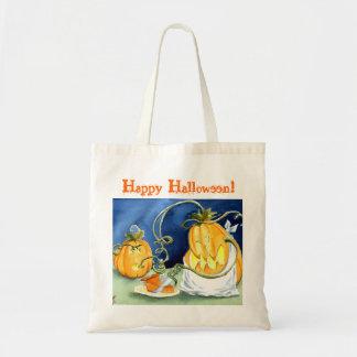 Pumpkin Pie Eater Bags