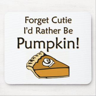 Pumpkin Pie Mouse Pad