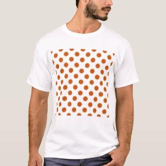 Pumpkin Pie Pattern. T-Shirt