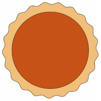Pumpkin Pie. Acrylic Cut Outs