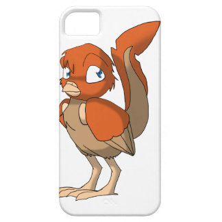 Pumpkin Pie Reptilian Bird by Bloorox1225/Ganene K iPhone 5 Cases