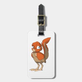 Pumpkin Pie Reptilian Bird by Bloorox1225/Ganene K Tags For Bags
