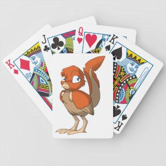 Pumpkin Pie Reptilian Bird by Bloorox1225/Ganene K Card Decks