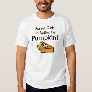 Pumpkin Pie Tees