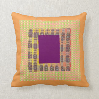"Pumpkin Pie Throw Pillow 16"" x 16"""