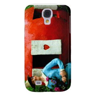 Pumpkin Shell Galaxy S4 Case
