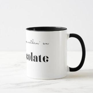 Pumpkin Spice has Nothin on Hot Chocolate Mug