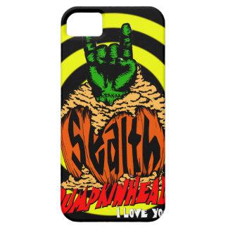 Pumpkinhead Zombie Rock iPhone 5 CaseMate Case