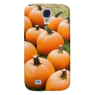 Pumpkins for Sale at a Farmer's Market Galaxy S4 Case