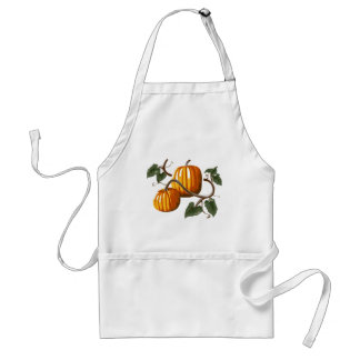 Pumpkins Vine Apron