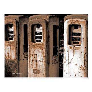 Pumps Post Card