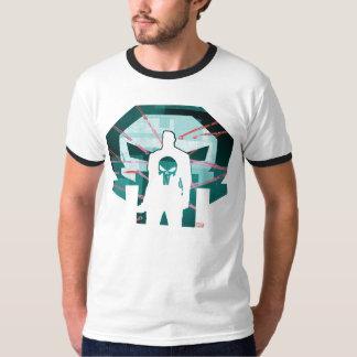 Punisher Logo Silhouette T-Shirt