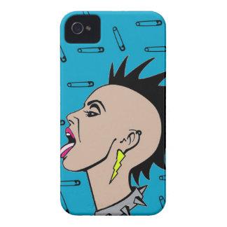 Punk Rock Sista iPhone 4 Covers