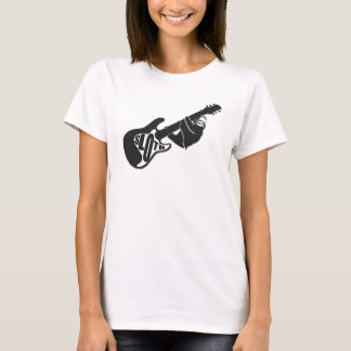 Punk rock sloth 2 fuzz texture T-Shirt