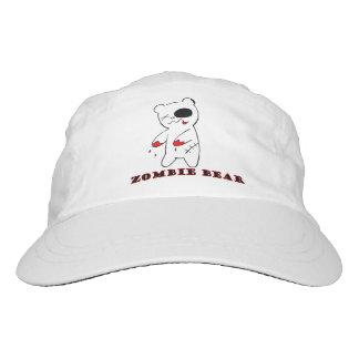 punk zombie bear hat