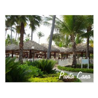 Punta Cana Post Card