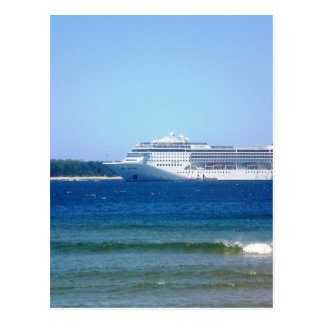 Punta Del Este Cruise Postcard