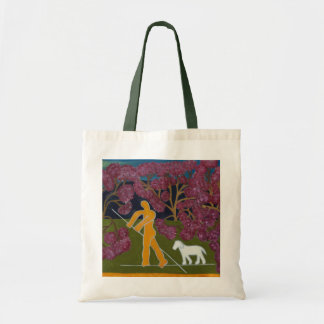Punting in the River Avon 2011 Tote Bag