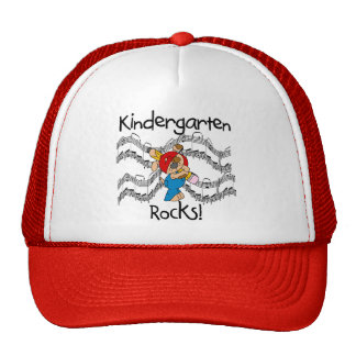 Puppy Kindergarten Rocks Tshirts and Gifts Mesh Hat