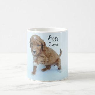 Puppy Love Goldendoodle Mug