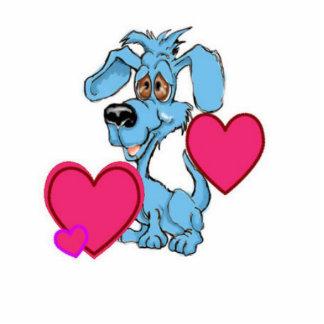 Puppy Love! Photo Sculpture