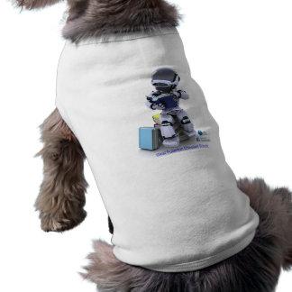 Puppy Robot Shirt
