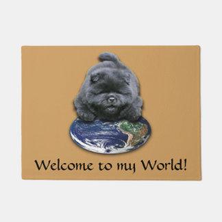 Puppy Welcome Doormat