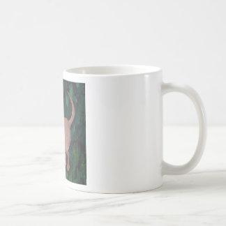 Puppy with a Bowtie Basic White Mug