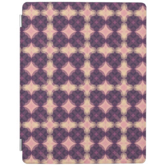 PUR-polarize Kaleidoscope Pattern iPad Cover