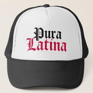 Pura, Latina Trucker Hat