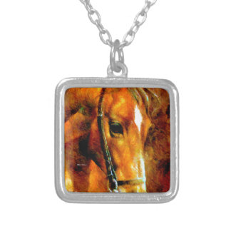 Pure Breed Silver Plated Necklace