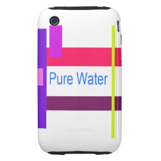Pure Water iPhone 3 Tough Covers