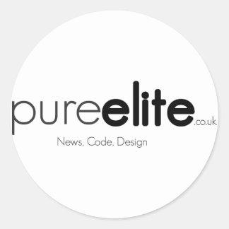 Pureelite V1 Sticker (Basic)