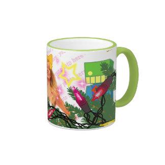 PuriPics Super Customizable - Cute Gift Themed Coffee Mugs