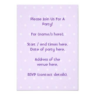 Purple Aardvark Card
