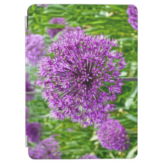 Purple Allium, iPad Air Cover