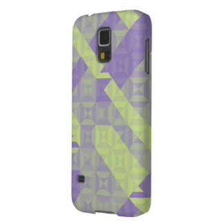 Purple and Green Phone Case