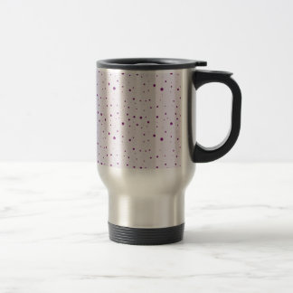 Purple and Lilac Speckled Mugs