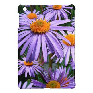 Purple Asters iPad Mini Case