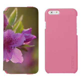 Purple blossom iPhone 6/6s Wallet case Incipio Watson™ iPhone 6 Wallet Case