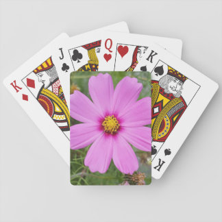Purple Bud Themed Classic Playing Cards