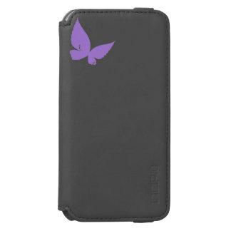purple butterflyBlack Incipio iPhone 6 Wallet Case Incipio Watson™ iPhone 6 Wallet Case