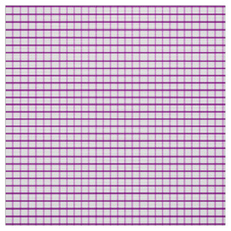 Purple Checked Fabric