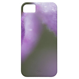Purple Closeup Barely There iPhone 5 Case