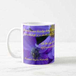 Purple Daisies - Mug #1